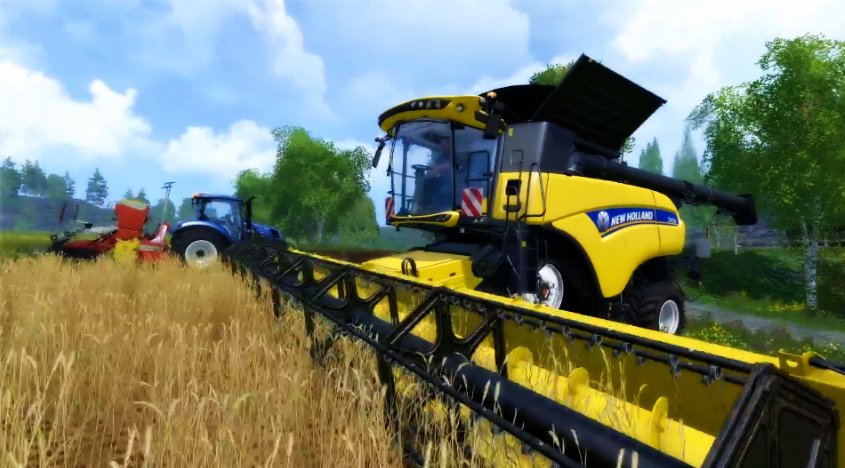 Farming Simulator 15 Machines Farming-simulator-15 Screen2
