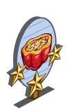 Stuffed Aussie Peppers 3 Star Mastery Sign-icon