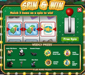 Spin And Win Week 6