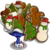 Big Holiday Cookie Tree-icon