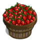 Strawberry Bushel-icon