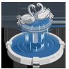 Swan Fountain-icon