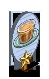 Milk Tea 1 Star Mastery Sign-icon