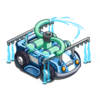 6x6 Sprinkler-icon
