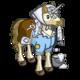 Cinderella Unicorn-icon