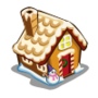 Gingerbread House (recipe)-icon