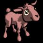 Red-Gray Lamb-icon