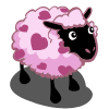 Valentine Sheep-icon