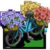 Bicycle Planter-icon