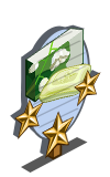 Lily of the Valley Soap 3 Star Mastery Sign-icon