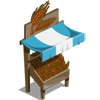 Red Wheat Stall-icon
