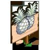 Albino Pineapple Mastery Sign-icon