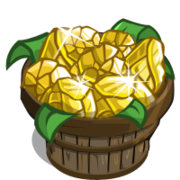 Gold Ore Bushel-icon