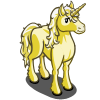 Yellow Unicorn-icon