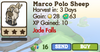 Marco Polo Sheep Market Info (June 2012)