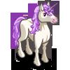 Purple Unicorn-icon