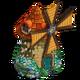 Flower Windmill-icon