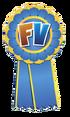 Blue Ribbon-icon
