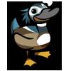 Female Mandarin Duck-icon