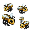 5 Honeybees-icon.png