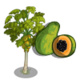 Papaya Tree-icon