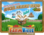 Special Delivery Boxes Loading Screen January 2012