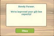 Gift Box Expanded
