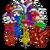 Big Rocky Candy Tree-icon