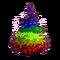 Rainbow Fir Tree-icon