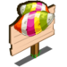 Candied Yam Mastery Sign-icon