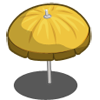 Yellow Umbrella II-icon