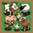 Harvest animals types icon