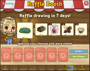 Raffle Booth Draw September 26 2011