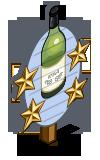 White Sangria 4 Star Mastery Sign-icon