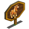 Harvest Unicorn Mastery Sign-icon