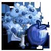 Frozen Apple Tree-icon