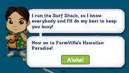 Hawaiina Paradise Welcome III