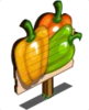 Multi Bell Peppers Mastery Sign-icon