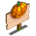 Baroque Pumpkin Mastery Sign-icon