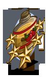 Pumpkin Cider 5 Star Mastery Sign-icon