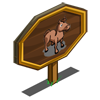 Horse Mastery Sign-icon