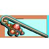 Garnet Hair Bun Stick-icon