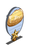 Potato and Onion Bread 1 Star Mastery Sign-icon