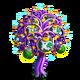 Patricks Shamrock Tree-icon