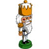Gold Nutcracker-icon