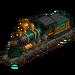 Evergreen Train-icon