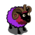 Cerise Violet Ram-icon