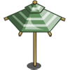 Green Umbrella-icon