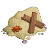 Extra Large Buried Treasure-icon