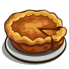 Ginger Pumpkin Pie-icon